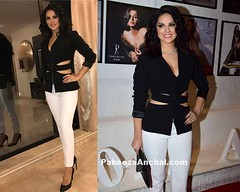 Sunny Leone in Black Cut out Jacket and tight Pants by Kashmira Official (shaf_prince) Tags: actressinblackdresses actressinpants bollywoodactress bollywooddesignerdresses celebritydresses cutoutdress dabbooratnaniphotography designerwear indianfashiondesigners sunnyleone womensjacket