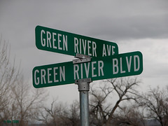 Green River all over (Ale*) Tags: green tag3 taggedout river utah tag2 tag1 ale greenriver canyonlands intersection