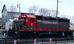 Buckingham Branch Engine
