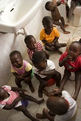 "The ""Potty"" Room (Kalabird) Tags: africa children raw kenya nairobi orphans volunteering newlifeorphanage pottyroom"