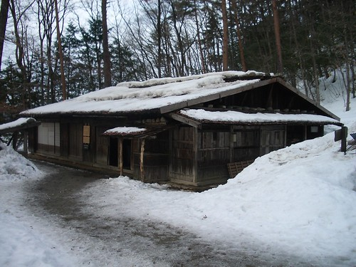 old house of south Hida