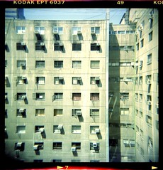 (MEDIVIERTO) Tags: chile santiago 1025fav holga lomo crossprocessed 500v20f kodak 100v10fav 2550fav expired ektachrome ept 160t