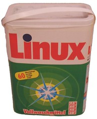 Linux Waschmittel