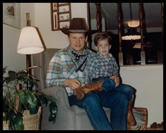 Cowboy John(s) (UrbanDorothy) Tags: family cowboys kids john children kid bravo child smith snaps flannel snapshots plaid myfamily cowboyhat familyphotos youngster gibb littleones youngsters cowboyboots youngins juniorsenior familysnapshots malsatzki mafamile