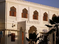 House of Wonders, Stone Town, Zanzibar