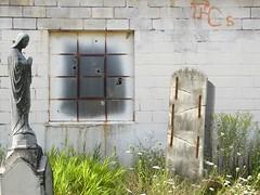 Grave (zenosaurus) Tags: cemeteries abandoned cemetery grave dead death surrealism tomb dream surreal graves dreams surrealistic bizarre relic