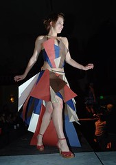 fashion_staver_010 (mattstaver) Tags: woman girl fashion paper model colorado dress denver runway journalism adcd