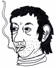 serge gainsbourg, mon amour