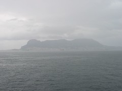 Gibralter, from the ferry (iant...) Tags: sea nice day view morocco rainy chaouen chefchaoun