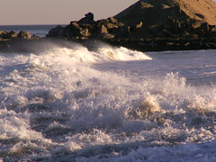 March Comes In Like a Lion and Goes Out Like a Lamb (Sister72) Tags: ocean blue mist beach water march newjersey surf waves wind tide shoreline nj windy blowing 2006 spray shore monmouthcounty 15favs sister72 jerseyshore seashore hightide itsspring whitecaps monmouthcountynj lovethebeach marchcomesinlikealionandgoesoutlikealamb lochharbor