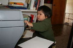 The secretary (general) (zach santiago) Tags: boy big