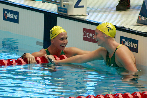 Brooke Hanson, medalhista olímpica