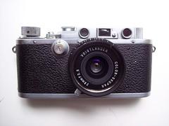 Leica IIIa and Color Skopar 28mm/3.5 (jiulong) Tags: leica color 50mm cameras 35 iiia skopar