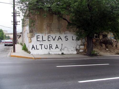 Elevas la altura by eperales.