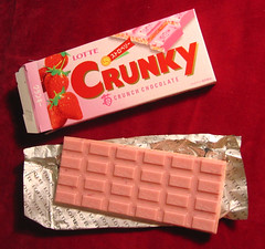 Strawberry Crunky