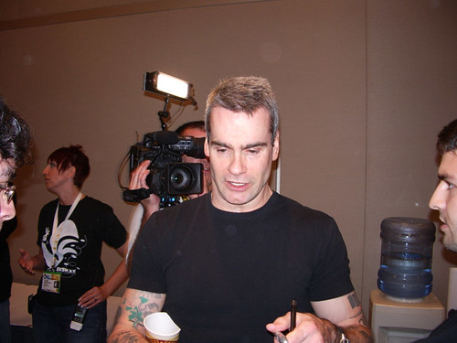 A picture of Henry Rollins