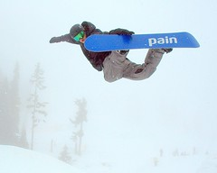 """Huge"" 2 of 8 - Pain (Today is a good day) Tags: geotagged skiing awesome dude snowboard excellent huge gnarly halfpipe boarding blackcomb stunt todayisagoodday whsitler takingair pullingair tiagd kendouglas"