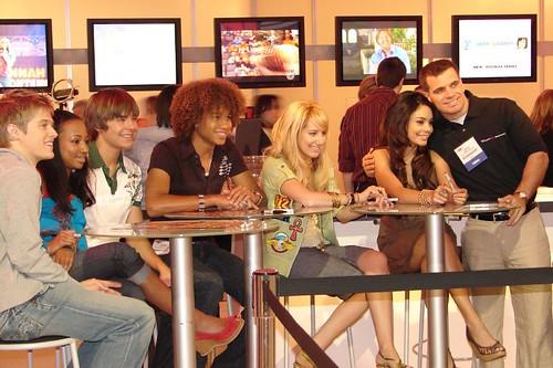 High School Musical Cast 1