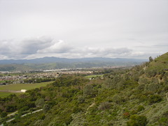 Looking North to Coyote Valley (Scott Holmes) Tags: zip95036 lomaprieta morganhill 95037 coyotevalley