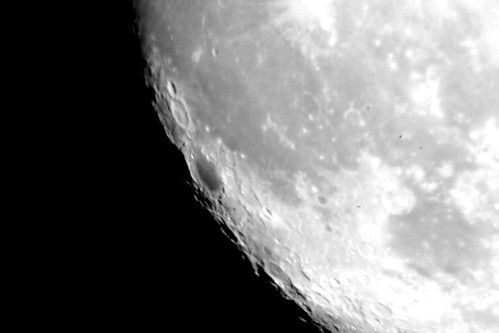 Dark Edge of the Moon