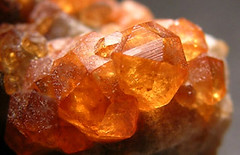 Spessartine - China (adamantine) Tags: china orange rock stone crystals crystal mineral geology gem garnet gemstone mineralogy gemmy spessartine 0x9c542d