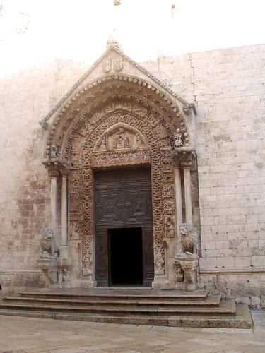 Portale della cattedrale di Altamura / Cathedral's Portal of Altamura