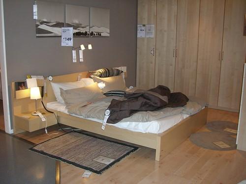 La mia stanza da letto ideale