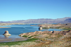 Lake Mead (Robby Edwards) Tags: vacation lake water desert lasvegas nevada reservoir lakemead 1on1 lakemeadnationalrecreationarea 2for2 lovephotography