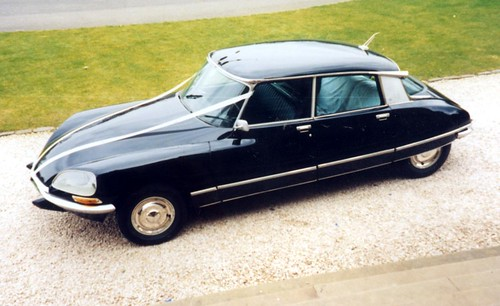 1972 Citroen DS Prestige