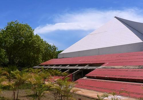 Auroville Ahead....