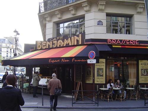 Le Benjamin Café