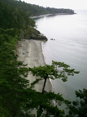 Beach at Deception Pass (Arsene Lupin1) Tags: island washington deception pass whidbey