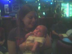 Angela and Baby Jack (dianenar*) Tags: baby jack sissy karaoke angela