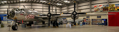 b-29 superfortress (Matt Ottosen) Tags: arizona autostitch tucson aviation b29 superfortress pimaairspacemuseum