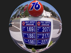 Nostalgia (oybay) Tags: gas gasoline gasprices obscene