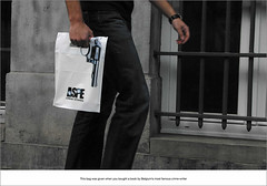 Aspe Bag Advertising