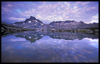 Thousand Island Lake, Ansel Adams Wilderness