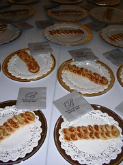 Served Appetizer Trays (Tracy Hunter) Tags: wedding table buffet banquet settings