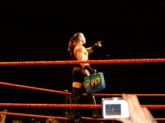 Rob Van Dam (dx22) Tags: raw wrestling cardiff 2006 arena international april wwe wwf robvandam rvd cardiffinternationalarena wweraw wwehouseshow rawhouseshow