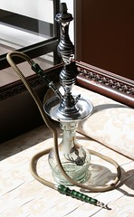 Hookah / Sheesha assembled