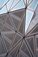 Federation Square Building Detail (macroman) Tags: building pattern australia federationsquare melbourne oceania