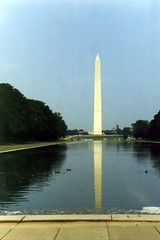 DC: Washington Monument - View from Reflecting Pool (wallyg) Tags: monument mall washingtondc dc districtofcolumbia nps president landmark obelisk nationalmall dcist revolutionarywar patriot americanrevolution washingtonmonument reflectingpool georgewashington foundingfathers nationalmonument 1776 memorialpark themall foundingfather nationalmemorial nationalregisterofhistoricplaces naturalmonument nrhp robertmills revolutionarywarhero nationalmallandmemorialpark nationalparkservices aia150 usnationalregisterofhistoricplaces nationalmallmemorialparks dcinventoryofhistoricsites districtofcolumbiainventoryofhistoricsites iucncategoryiii