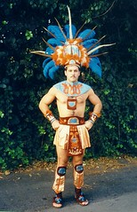 Aztec Costume (Diogioscuro) Tags: man cute guy costume dws diogioscuro