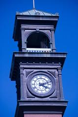 clock tower (parke ) Tags: toronto clocktower collegestreet