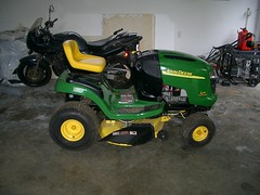 tractor lawn johndeere newtoy