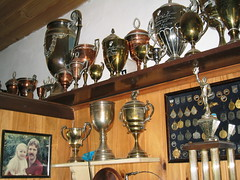 Opa's Trophies (by amanky)