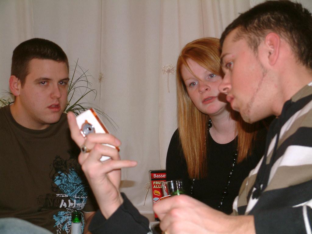 Adam, Laura & John