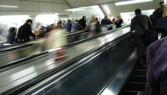 0900 Liverpool Street Station (Puneet_B) Tags: city london underground metro commuter rushhour