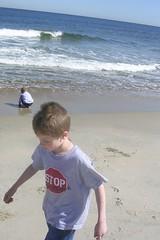 Brothers on the beach (Valerie Craig (Val Ann)) Tags: sea beach newjersey nj shore monmouth monmouthcounty girt valann seagirt 123njpeople valann422