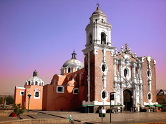 Tlaxcala (Eneas) Tags: trip church mexico cathedral catedral iglesia tlaxcala